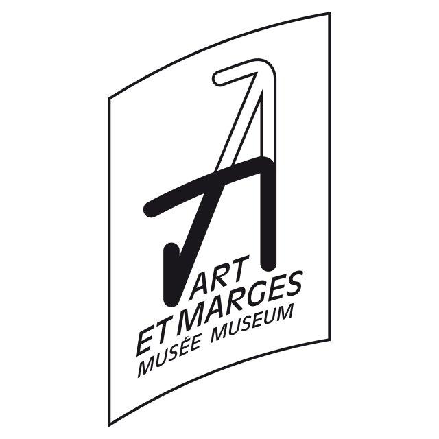 Logo Art et marges musée