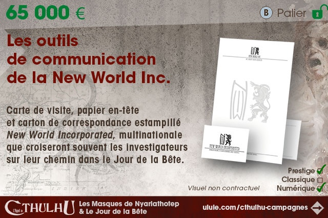 Les Outils De Communication La New World Inc