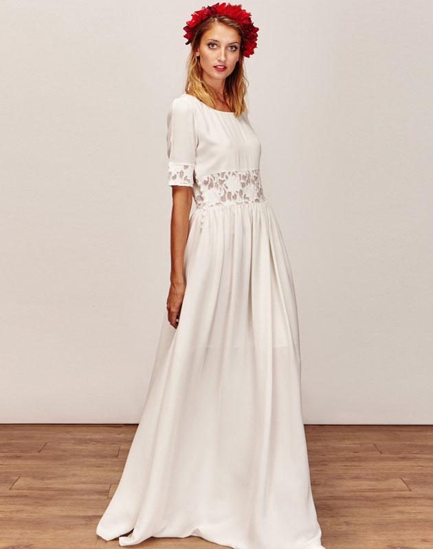 Prix moyen robe de mariee sur mesure