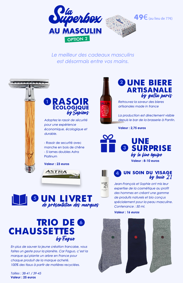 LA SUPERBOX FRANÇAISE - Ulule