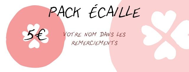 Pack Écaille