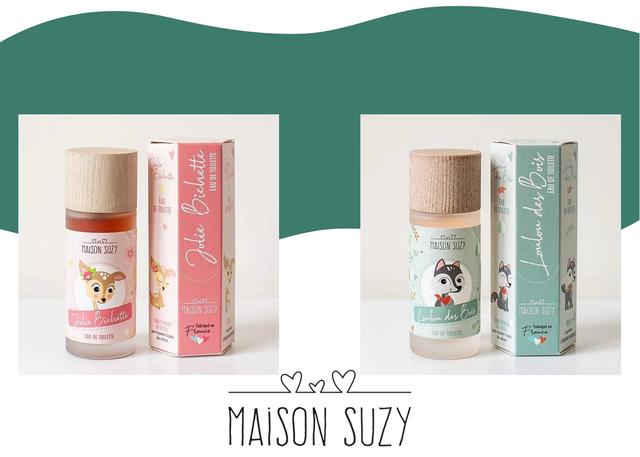 EAU MAISON SUZY MAISON SUZY MAISON SUZY SUZY olie MAISON SUZY Fabrique en Fobrique en EAU DE TOILETTE rance EAU DE TOILETTE MAISON SUZY