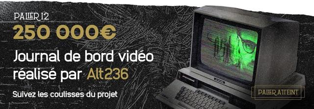 PALER 250 Journal de bord video realise par Alt236 Suivez les coulisses du projet