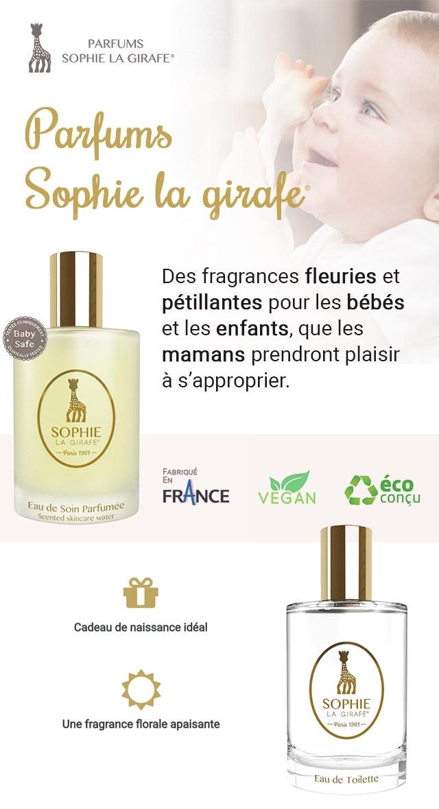 Parfums Sophie la girafe® - Ulule