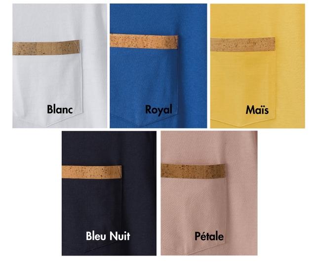 Blank Royal Mais Bleu Nuit Petale