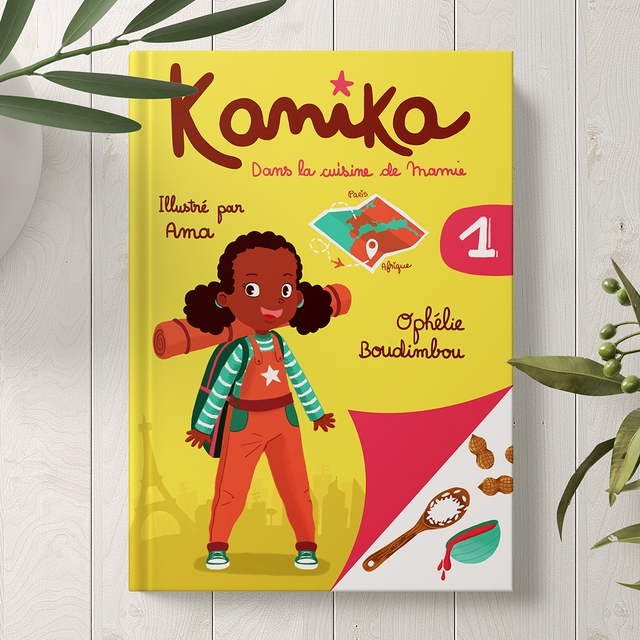Kanika Dans La Cuisine De Mamie Ulule