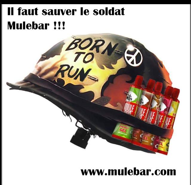 II faut sauver le soldat Mulebar !!! GEL www.mulebar.com