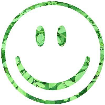 Smiley plante