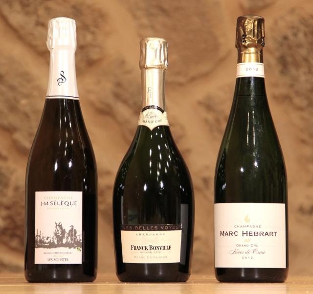 champagne 3 fois sans frais