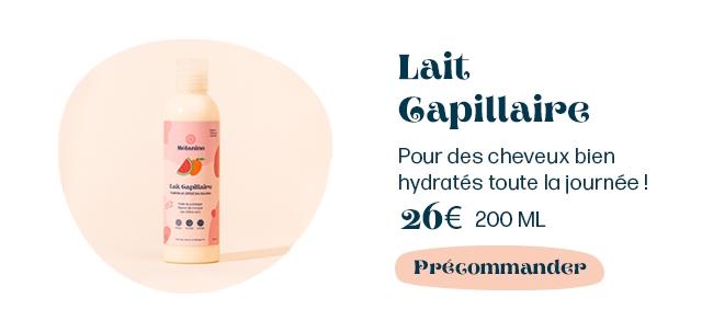 Lait Gapillaire Pour des cheveux bien hydrates toute la journee 26E 200 ML PreGommander