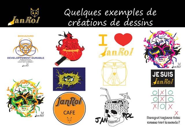 Janrol Creation D Un Site Internet Ulule