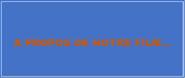 A PROPOS DE DE NOTRE