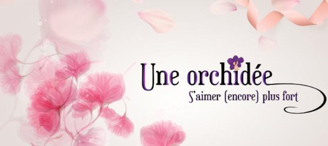 Une orchidee Saimer (encore) plus fort