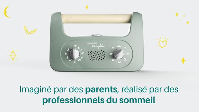 menpetit merphee Imagine par des parents, realise par des professionnels du sommeil