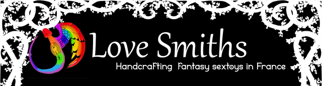 Love Smiths HandcraFting Fantasy sextoys in France