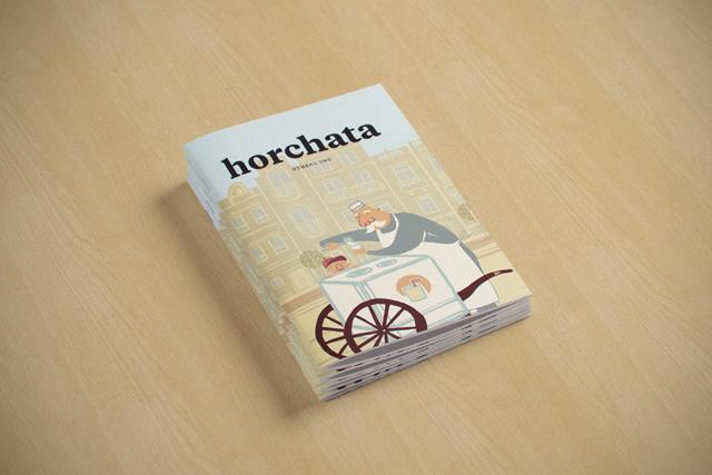 Horchata Mahazine