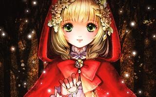le petit chaperon rouge - contes merveilleux - ulule crowdfunding