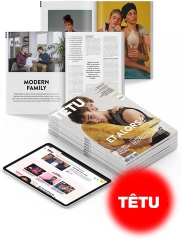 Têtu magazine