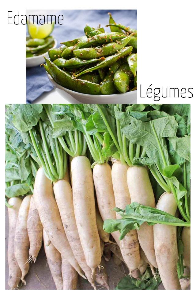 Edamame Legumes