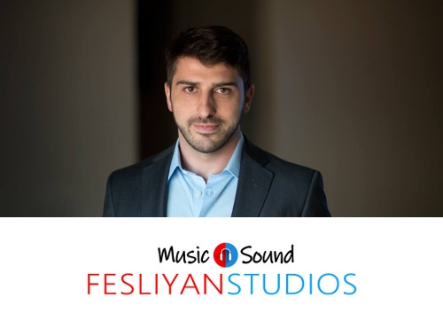 music Sound FESLIYANSTUDIOS