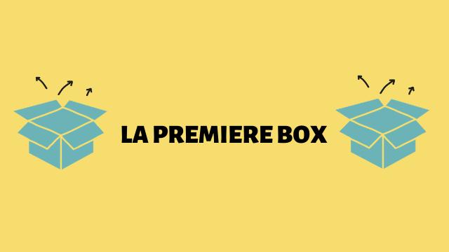 LA PREMIERE BOX