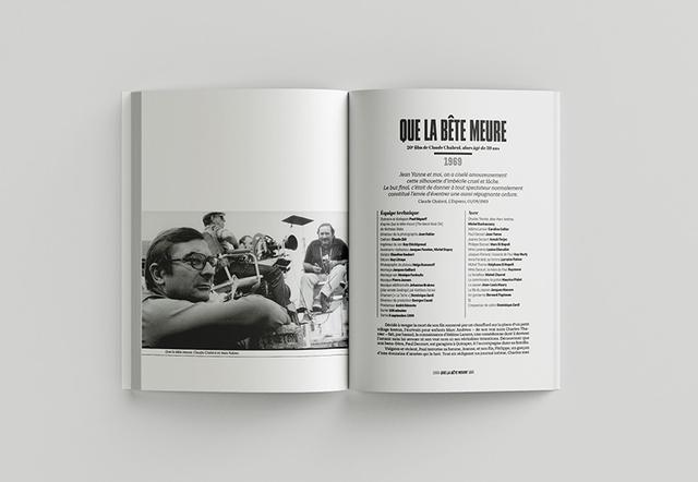 LA BETE MEURE 1969 mol