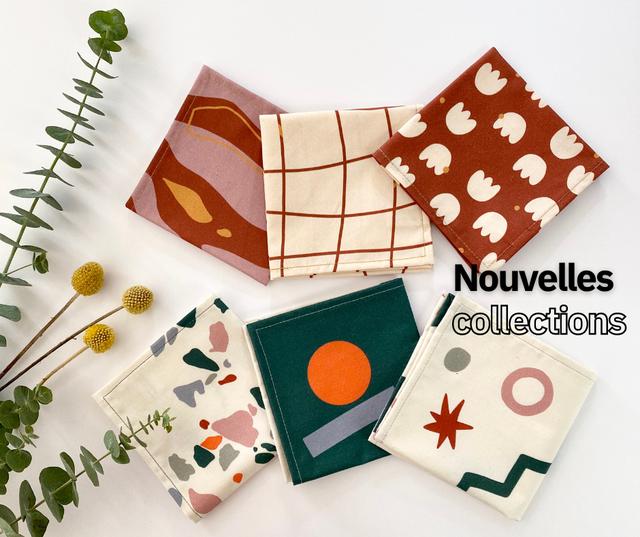 Nouvelles collections *