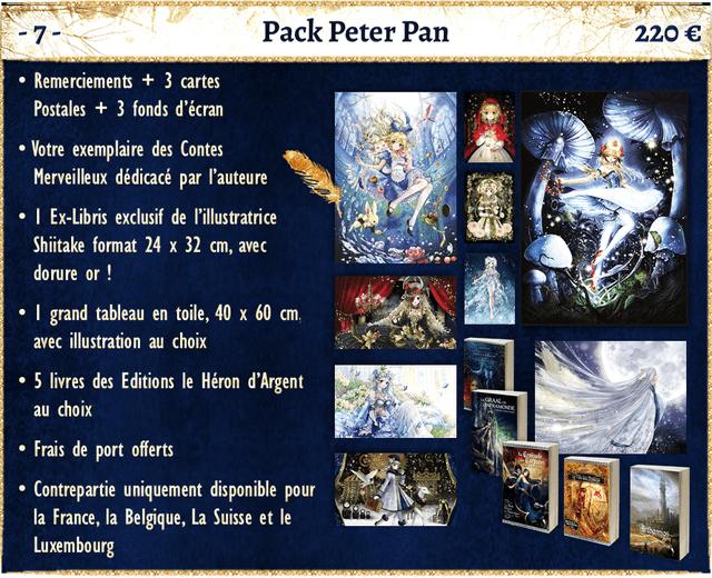 pack peter pan