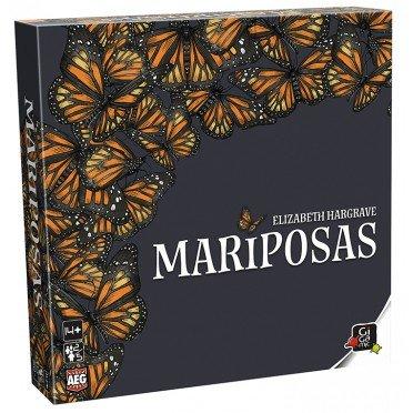 ELIZABETH HARGRAVE MARIPOSAS
