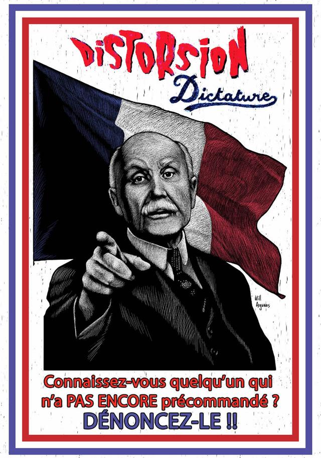 Distorsion Dictature - Ulule