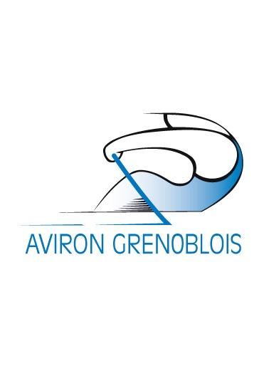 logo de l'aviron grenoblois