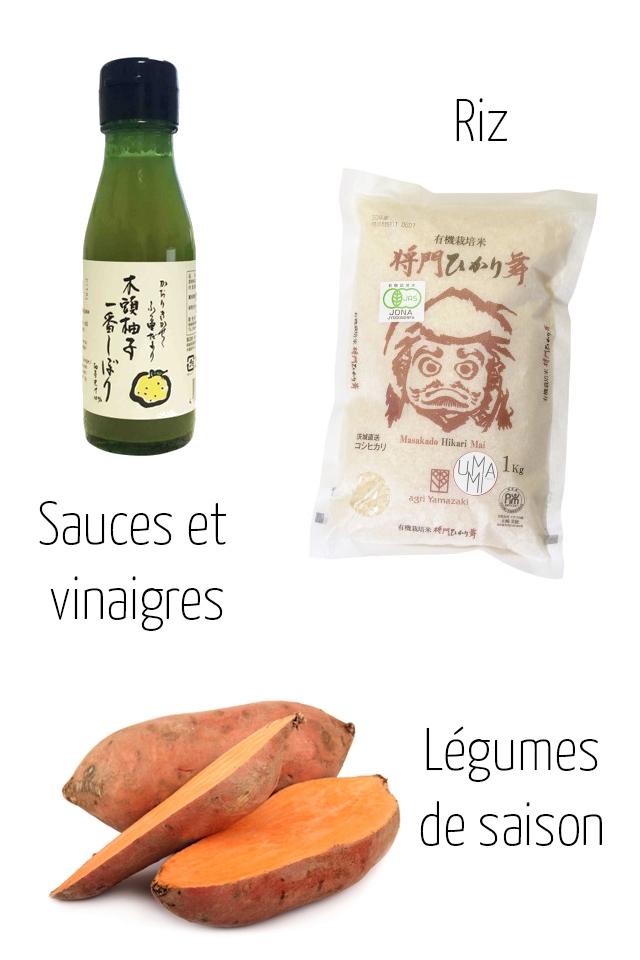Riz JONA Masakado Hikari 1 Kg Yamazak P% Sauces et # vinaigres Legumes de saison