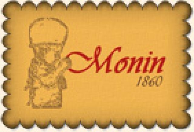Logo chocolaterie Monin1860 à Sartrouville
