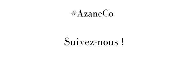 # Suivez-nous ! I