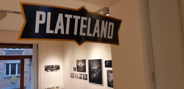 Exposition Platteland de Simon Vansteenwinckel chez Home Frit' Home