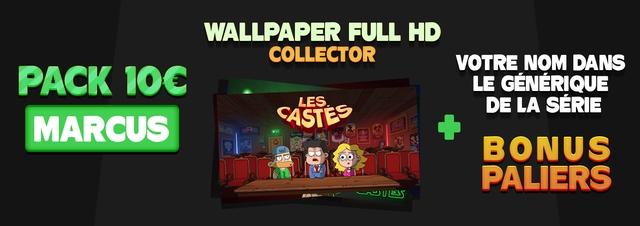 WALLPAPER FULL HD COLLECTOR VOTRE NOM DANS PACK LE GENERIQUE LES MARCUS CASTES DE LA SERIE ONUS PALIERS