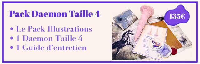 Pack Daemon Taille 4 Le Pack Illustrations 1 Daemon Taille 4 1 Guide d'entretien