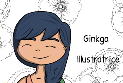 Ginkga - Illustratrice