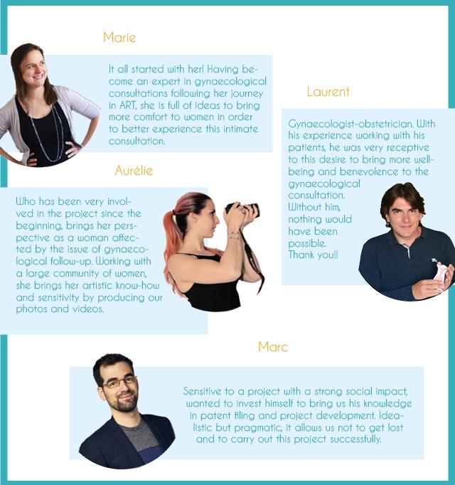 Imagyne Underwear * Reinventing pelvic exams - Ulule
