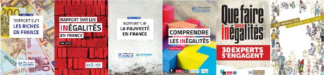 RAPPORTSUR RAPPORT SURLES LES RICHES INEGALITES Qucfaire EN FRANCE LA PAUVRETE EN FRANCE EN FRANCE COMPRENDRE LES INEGALITES negalites Dcompas OEXPERTS 'ENGAGENT