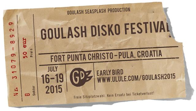 Goulash Disko Festival 2015
