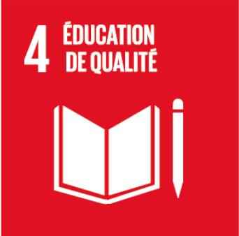 Object de développement durable de l'ONU numéro 4 : éducation de qualité