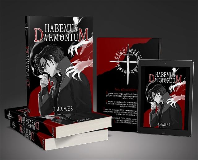 HABEMUS HABEMUS r J.JAMES J.JAMES