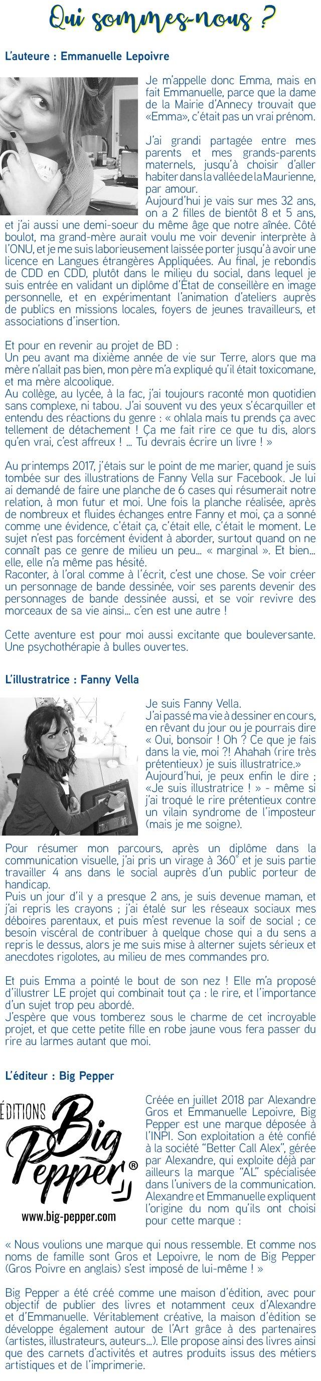 0325fe1be78d Facebook de l'auteur Emmanuelle Lepoivre