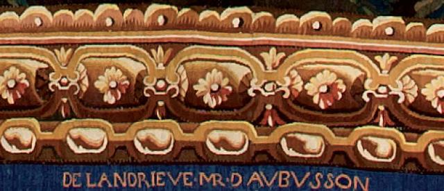 signature aubusson verdure de brühl