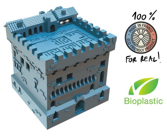 100 % IN * FOR REAL! Bioplastic