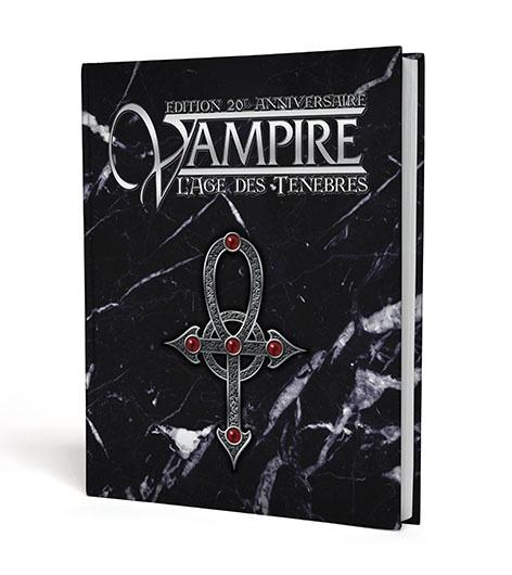 Que Contient Le Livre De Base Vampire LAge Des Tenebres Edition 20e Anniversaire