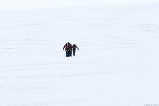 Parc du Skaftafell, Ascension Alpinisme Hvannadalshnjúkur