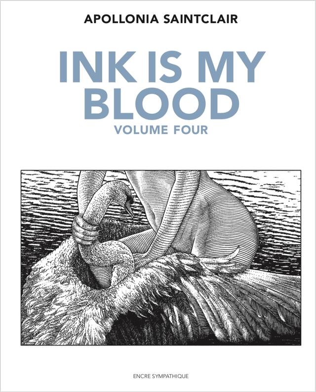 APOLLONIA SAINTCLAIR INKIS IS MY BLOOD VOLUME FOUR ENCRE SYMPATHIQUE