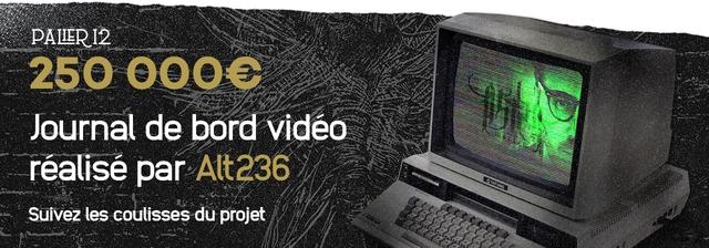 12 250 Journal de bord video realise par Alt236 Suivez les coulisses du projet